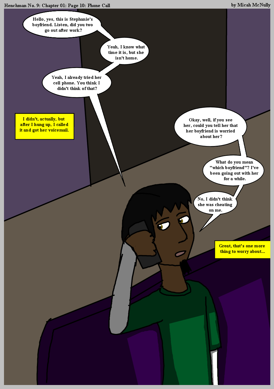 Ch01: Page 10: Phone Call
