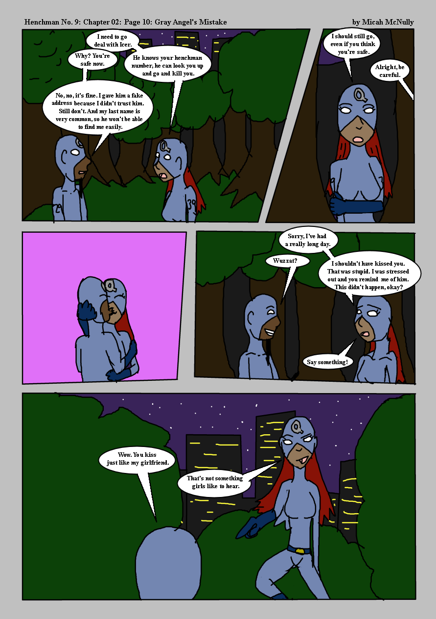 Ch02 Page10: Gray Angel's Mistake