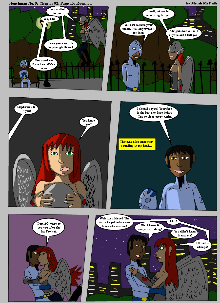 Chapter Two: Page 15: Reunited