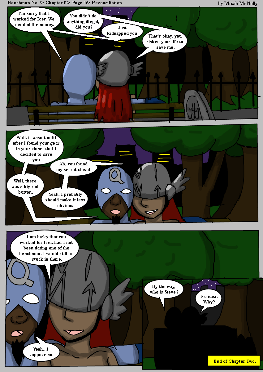 Chapter Two: Page 16: Reconciliation